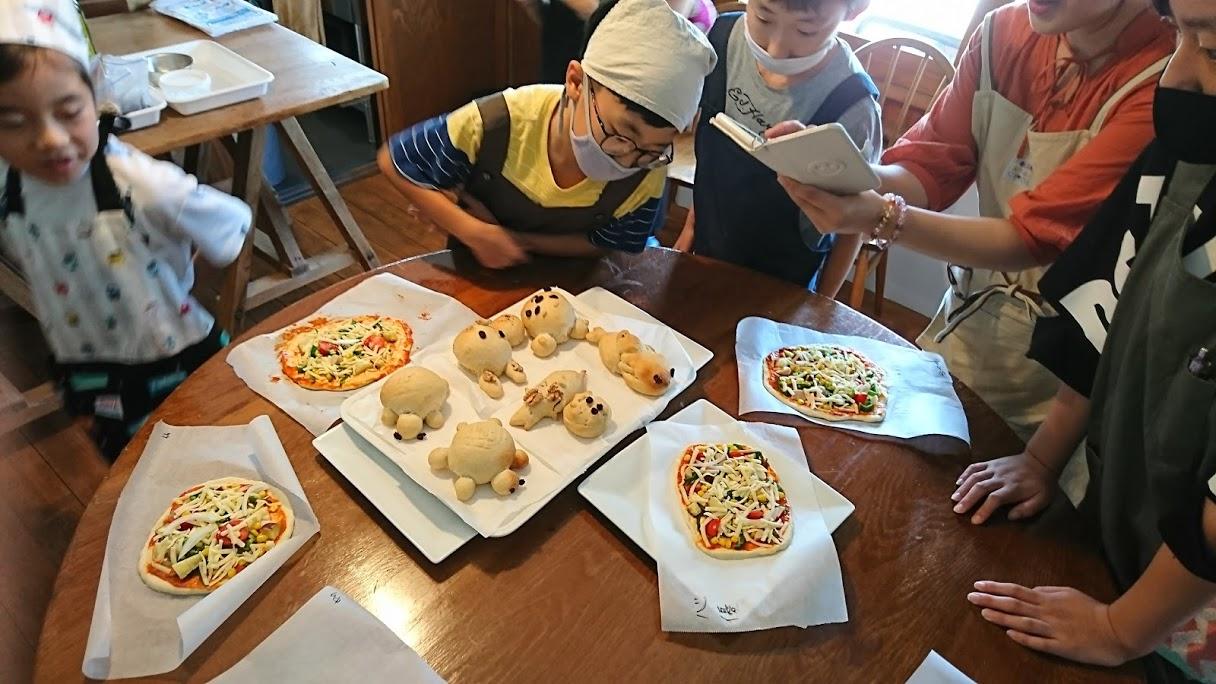 【たベルたベル】子どもパン教室を開催しました♬